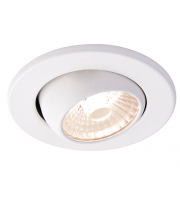 SAXBYshieldLED 800 tilt 10W warm white