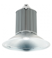 Endon Zira 150W LED High Bay (Textured Grey)