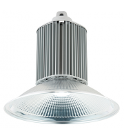 Endon Zira 200W LED High Bay (Textured Grey)