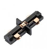Saxby Lighting Track internal connector  (Black)