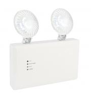 Saxby Lighting Sight Twin Spot ENM 3W daylight white