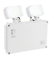 Saxby Lighting Sight Twin Spot iP65 ENM IP65 3W daylight (White)