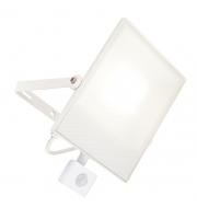 Saxby Lighting Scimitar PIR IP44 50W cool white (White)