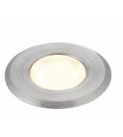 Lighting Cove round IP67 0.3W warm white (brushed stainless steel)