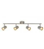 Saxby Lighting Arezzo 4lt bar 7W (Satin Chrome)
