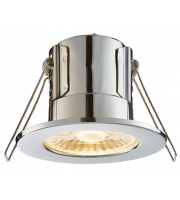 Saxby Lighting ShieldECO 800 IP65 8.5W warm white (Chrome)