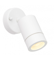 Saxby Lighting Palin spot wall IP44 7W (White)