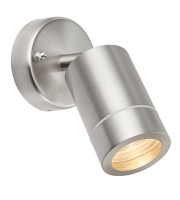 Saxby Lighting Palin spot wall IP44 7W (Stainless steel)