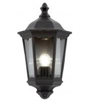 Endon Lighting Burford 1lt wall IP44 60W (Black)