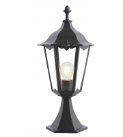 Endon Lighting Burford post IP44 60W (Black)