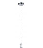 Endon Lighting Cambourne 1lt pendant 60W (Chrome)