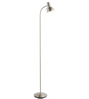 Endon Lighting Amalfi task floor 7W SW (Satin Nickel)