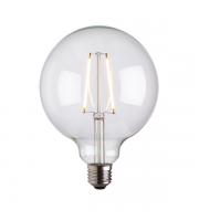 Endon Lighting E27 LED Filament Globe 125mm Dia 2W Warm White