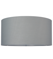 Saxby Lighting  Cylinder 20 inch Light Shade (Grey)