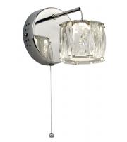 Searchlight Maxim Led 1LT Octagon Wall Light