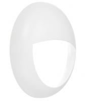 Saxby Lighting Forca white eyelid bezel (White)