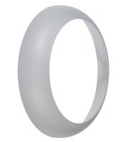 Saxby Lighting Forca grey plain bezel (Grey)