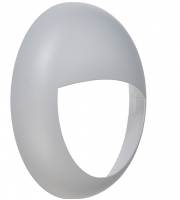 Saxby Lighting Forca grey eyelid bezel (Grey)
