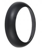 Saxby Lighting Forca black plain bezel (Black)