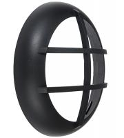 Saxby Lighting Forca black grill bezel  (Black)