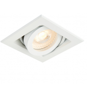 Saxby Lighting Xeno single 7W  (Matt White)
