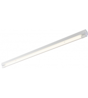 Saxby Lighting Oxxo 5ft single IP20 (White)
