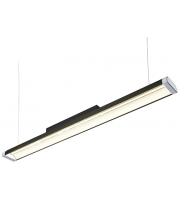 Saxby Lighting Stannis 120W daylight white (Matt Black)