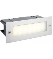 Saxby Lighting Seina plain IP44 3.5W cool white (Stainless Steel)