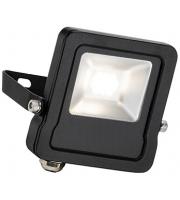 Saxby Lighting Surge 10W IP65 10W cool white (Matt Black)