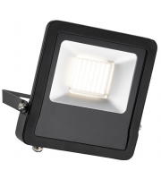 Saxby Lighting Surge 50W IP65 50W cool white (Matt Black)
