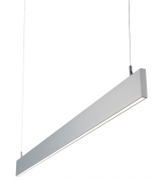 Saxby Lighting Kingsley 40W cool white (Silver)