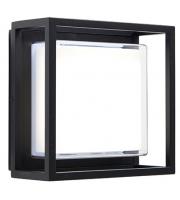 Saxby Lighting Arlow 1lt wall IP44 10.8W (cool white)