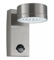 Searchlight Led Outdoor Wall Light Stainless Steel Cw Sensor