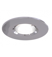 Ansell Edge Frd GU10 Chrome Downlight