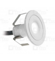ALL LED 1W 3000K Led IP44 Marker Light (White)