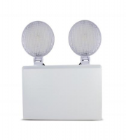Integral Twin Spot Led Non-maintained Manual Test 6500k (White)