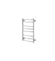 Hyco Aquilo Ladder Style Curved Towel Rail 40W - Low Surface Temp