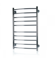Hyco Aquilo Ladder Style Curved Towel Rail 80W - Low Surface Temp