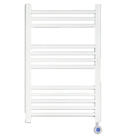 Ascot 400W Towel Rail (White)