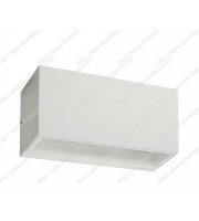 Elstead Asker 1 Light Up/down E27 - White