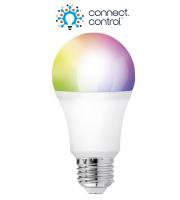 Aurora Bluetooth 220-240V 8W B22 Gls Dimmable Rgbcx Led Lamp