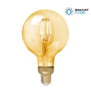 Aurora Aone Zigbee Led G125 E27 Vintage Filament Lamp 4W Dimmable 1900k