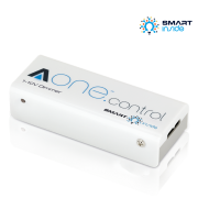 Aurora Aone 240V 1-10V Dimmable Smart In-line Controller (White)