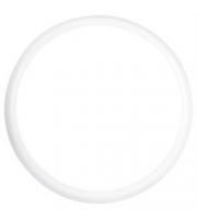 Aurora Polycarbonate IP54 18W LED Bulkhead (White)