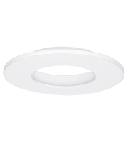 Aurora Fixed IP65 Bezel For AU-A6 White