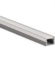 Aurora 2000mm Aluminium LED Strip Profile (Aluminium)