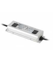 Aurora Lighting 200-305V 100W 24V IP67 Constant Voltage Led Driver (Grey)