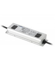 Aurora Lighting 200-305V 200W 24V IP67 Constant Voltage Led Driver (Grey)