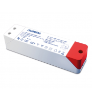 Aurora Lighting 15-18W 350mA Dim Constant Current Led Driver (White)