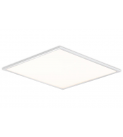 Aurora Lighting 220-240V IP65 38W 500mm X 500mm Led Light Panel 3000K Emergency (White)